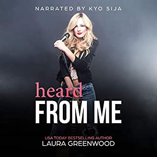 Heard From Me: A Contemporary Reverse Harem     ME Series, Book 3              By:                                                                                                                                 Laura Greenwood                               Narrated by:                                                                                                                                 Kyo Sija                      Length: 2 hrs and 4 mins     4 ratings     Overall 4.8