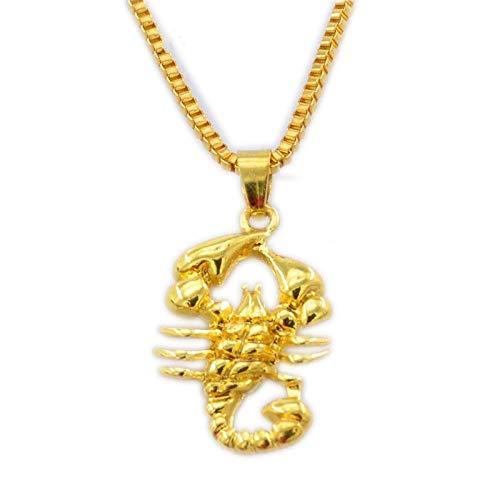 NA Halskette Herren Trend Persönlichkeit Hip Hop Legierung Anhänger Mode Einfache Pinzette Halskette Schmuck
