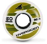 Rollerblade Ruedas Hydrogen Street 60/92A (4PCS) Multicolor, Adultos Unisex, Neutral, Talla Única
