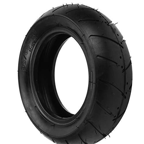 VGEBY Neumático de vacío de Goma, 90/65-6,5 Neumático de vacío Resistente al Calor y a los Impactos Scooter de Bolsillo Rueda de Goma Accesorio de reacondicionamiento de Mini Coche