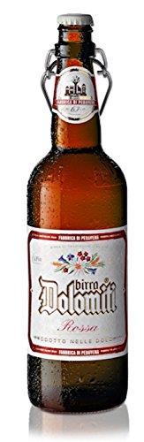 Birra Rossa Dolomiti 750 ml. - Fabbrica Pedavena