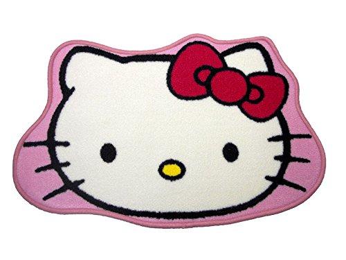 Vivi Casa - Alfombra de cama Hello Kitty original Sanrio 100 x...