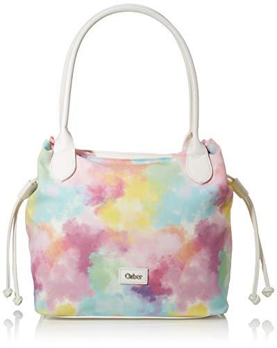 Gabor Shopper Damen, Mehrfarbig, Granada Holy, 43/35x17,5x28 cm, Handtasche groß, Schultertasche, bunt