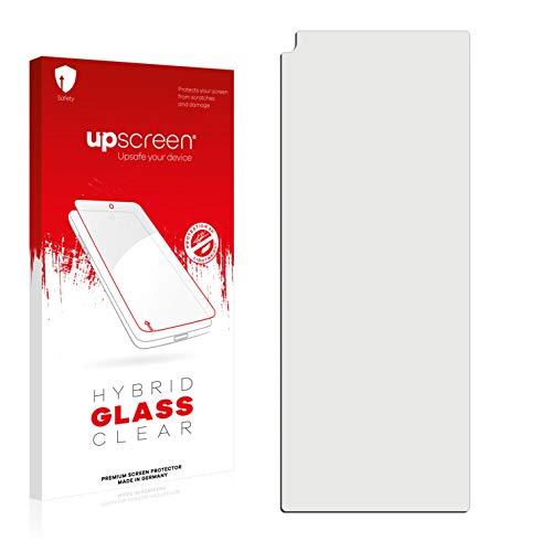 upscreen Hybrid Glass Panzerglas Schutzfolie kompatibel mit Oppo Find X2 Neo 9H Panzerglas-Folie