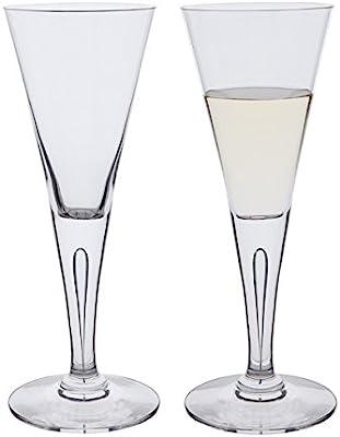 Dartington Crystal Sharon Large Red/White Wine Glasses