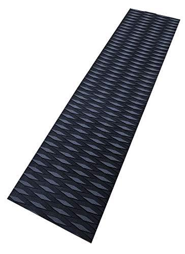 Inflatelines Adhesivo Antideslizante Almohadilla de tracción Plataforma de Agarre 87 × 22,8 CM Hoja de EVA Recortable Adhesiva 3M para Tabla de Surf Skimboard Sup y más