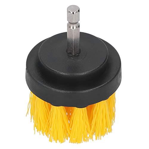 Kit de limpieza de depurador eléctrico, juego de cepillo de taladro, pelo de nailon para limpiar el cepillo de limpieza del hogar
