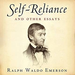 Self-Reliance and Other Essays  cover art