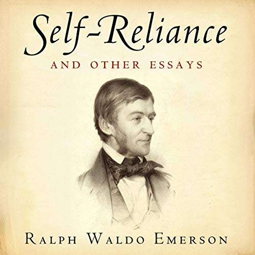 Couverture de Self-Reliance and Other Essays