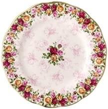 Royal Albert Collectible Teas Peach Damask Salad Plate