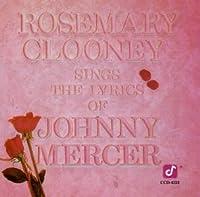 Sings Johnny Mercer