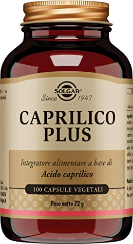 Solgar Caprilico Plus - 200 ml