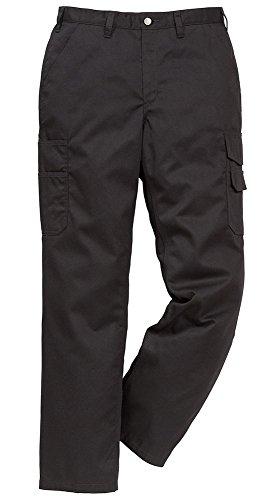 Fristad Kansas - Trousers 280 P154 Sz 33/84 Reg Black 100427-940 C48