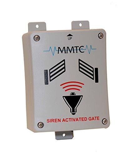 MMTC SAG-M Siren Operated Sensor Gate Opener Activator Emergency Security