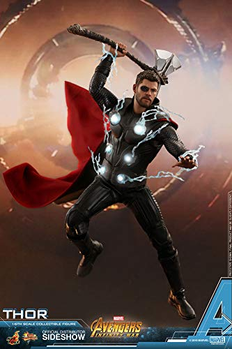 Hot Toys Marvel Avengers Infinity War Thor 1/6 Scale Action Figure