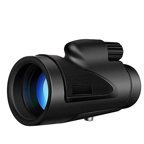 Buy Bargain DEYE Monocular Telescope for Smartphone,10X50 High Power BAK4 Prism FMC Monocular Waterp...