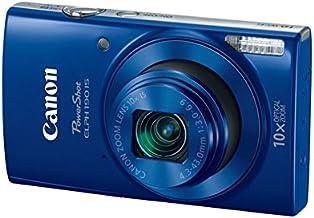 Canon PowerShot ELPH 190 es una cámara digital con zoom óptico 10x y wifi integrado con paquete de lujo