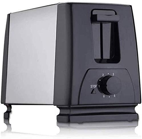 Home Ofenbrotmaschine Mixer Brotmaschine Frühstücksbrotmaschine, Edelstahlbrotmaschine, programmierbarer Brotbackautomat mit Fruchtnussspender, Antihaft-Keramikpfannen-Waffel-Sandwich-Schneebesen