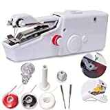 Sewing Machines for Home Tailoring use, Electric Sewing Machine, Mini Portable Stitching Machine Hand held Manual Silai Machine