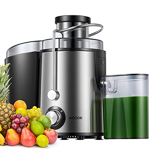 Juicer,Centrifugal Juicer with 2 Speeds,Easy to Clean Wide...
