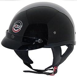 Core Cruiser Shorty Half Helmet