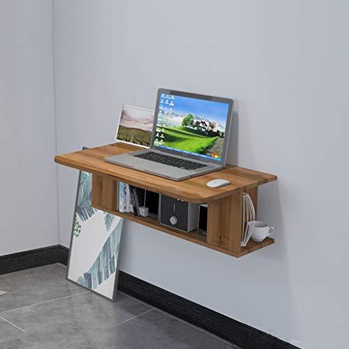 Wand-tv-kast, computer-schrijftafel met schuiflade, wandrek, drijvend rek, set-top box, router, boekenrek, cd/dvd-speler, opslagrek, tv-console, tv-rek