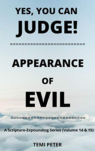 Appearance of Evil cover photo