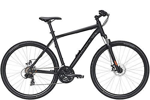 ZEG Bulls Wildcross Herrenfahrrad Crossbike MTB 21 Gang 2020, Farbe:schwarz, Rahmenhöhe:58 cm