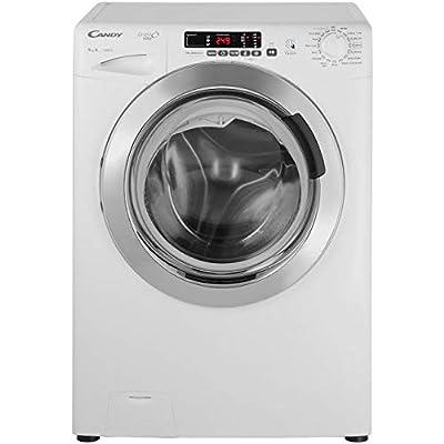 Candy Grand'O Vita GVS169DC3 9Kg Washing Machine with 1600 rpm - White