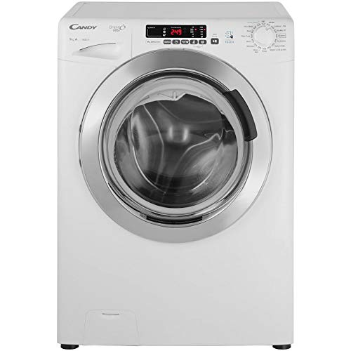 Candy Grand'O Vita GVS169DC3 9Kg Washing Machine with 1600...
