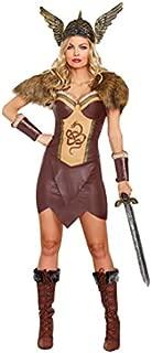 Dreamgirl Women's Voracious Viking Costume
