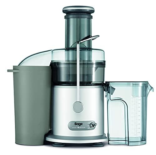 Sage Appliances SJE95 the Nutri Juicer Classic, Entsafter, Silber