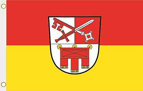 U24 Flagge Fahne Röthenbach Allgäu 90 x 150 cm