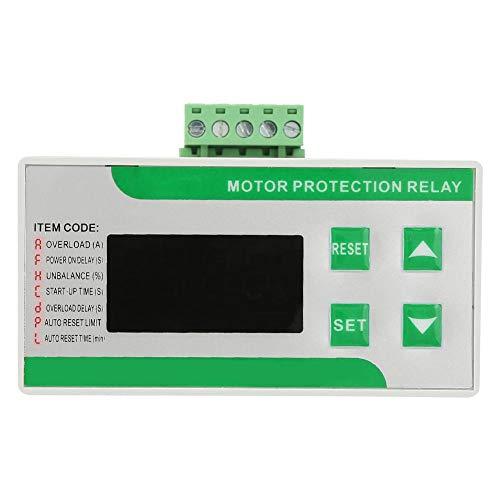 Protector de motor digital, protector de motor eléctrico digital de 220/380 V...