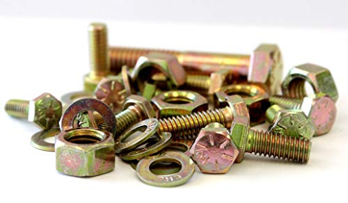 4500 Piece Grade 8 COARSE Thread, NUT, LOCKNUT and Washer Assortment Hardware ONLY