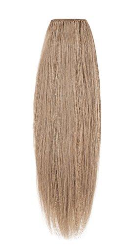 American Dream original de qualité 100% cheveux humains 35,6 cm soyeuse droite trame Couleur 9B – Blond Beige