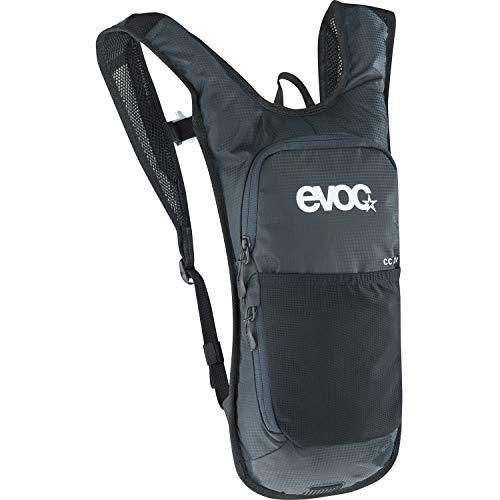 EVOC CC 2L Bladder Performance Rucksack, Schwarz, ONE SIZE