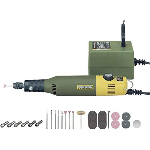 Proxxon Micromot 50/E Drill/Grinder Set with Power Supply