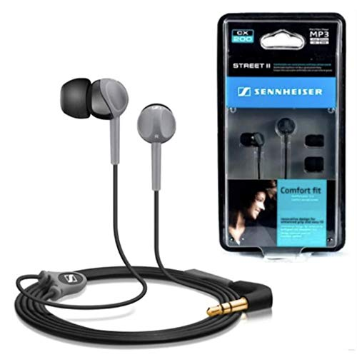Sennheiser CX200 Twist-to-Fit Earbuds