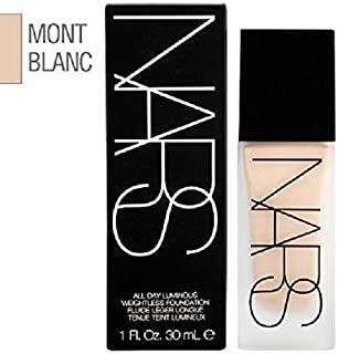 NARS All Day Luminous Weightless Foundation - # 2 Mont Blanc/Light, 30 ml