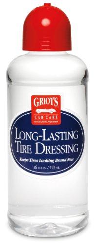 Griot's Garage 11044 Long Lasting Tire Dressing 16oz