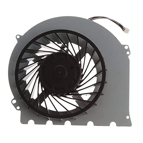 Ventilador de refrigeración incorporado para computadora portátil para So-Ny Playstation 4 Ps4 Slim 2000 Cpu Cooler Fan