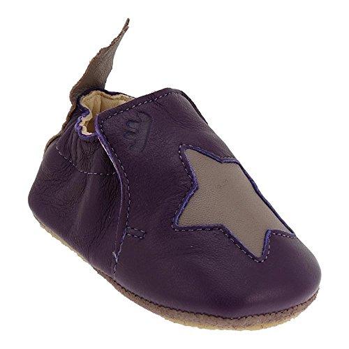 Easy Peasy EZPZ Blublu Etoile 1E033812D Baby Schuhe 206-potion/ecorce