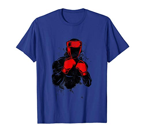 Clase De Boxeo De Sombra Kickboxing Boxing Camiseta