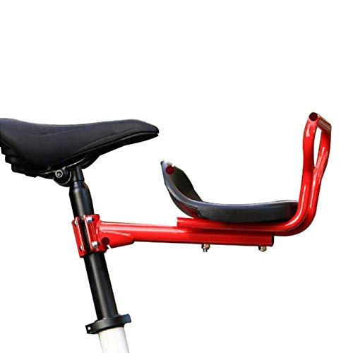 GPWDSN fietsendrager voor de montage van kinderzitjes, comfortabele veiligheidsstoelen voor baby's, demonteerbaar, geschikt voor mountainbike, elektrische fietsen