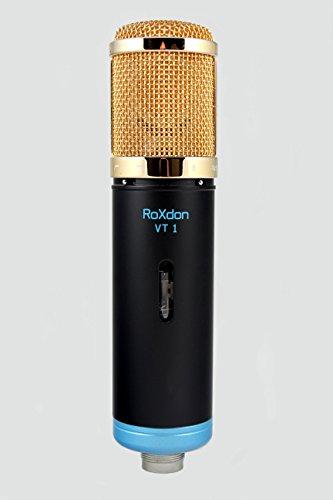 roxdon VT-1MK II Multi-pattern Vintage tubo microfono a condensatore
