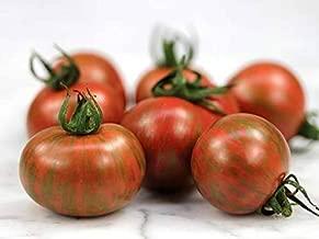 Purple Bumblebee Tomato 30 Seeds #HS02
