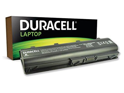Duracell Batería Original para HP Compaq MU06  593553-001  593562-001  593554-001 Ordenadores Portatíles
