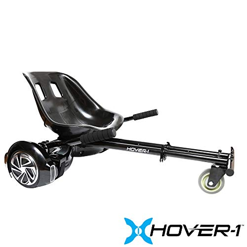Hover-1 Kart- Buggy Attachment for Electric Scooter, Transform Your Hoverboard Into Go-Kart