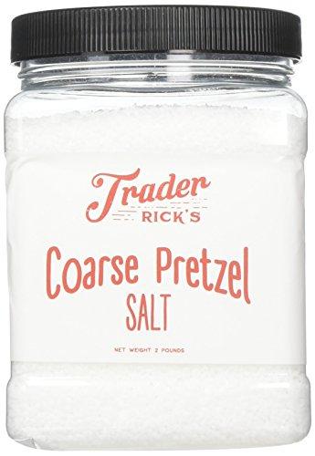 Trader Rick's Coarse Pretzel Salt, 2 lbs